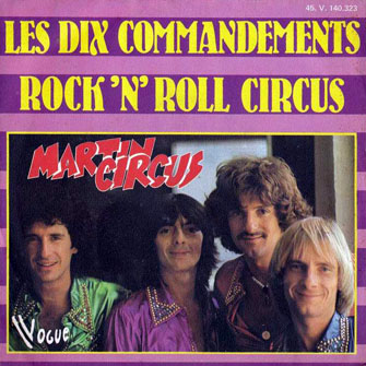 Classement Artistes : Automne-Hiver 1977 rock%20n%20roll%20circus